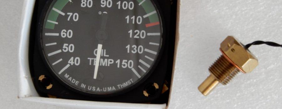 Oil Temp. Gage